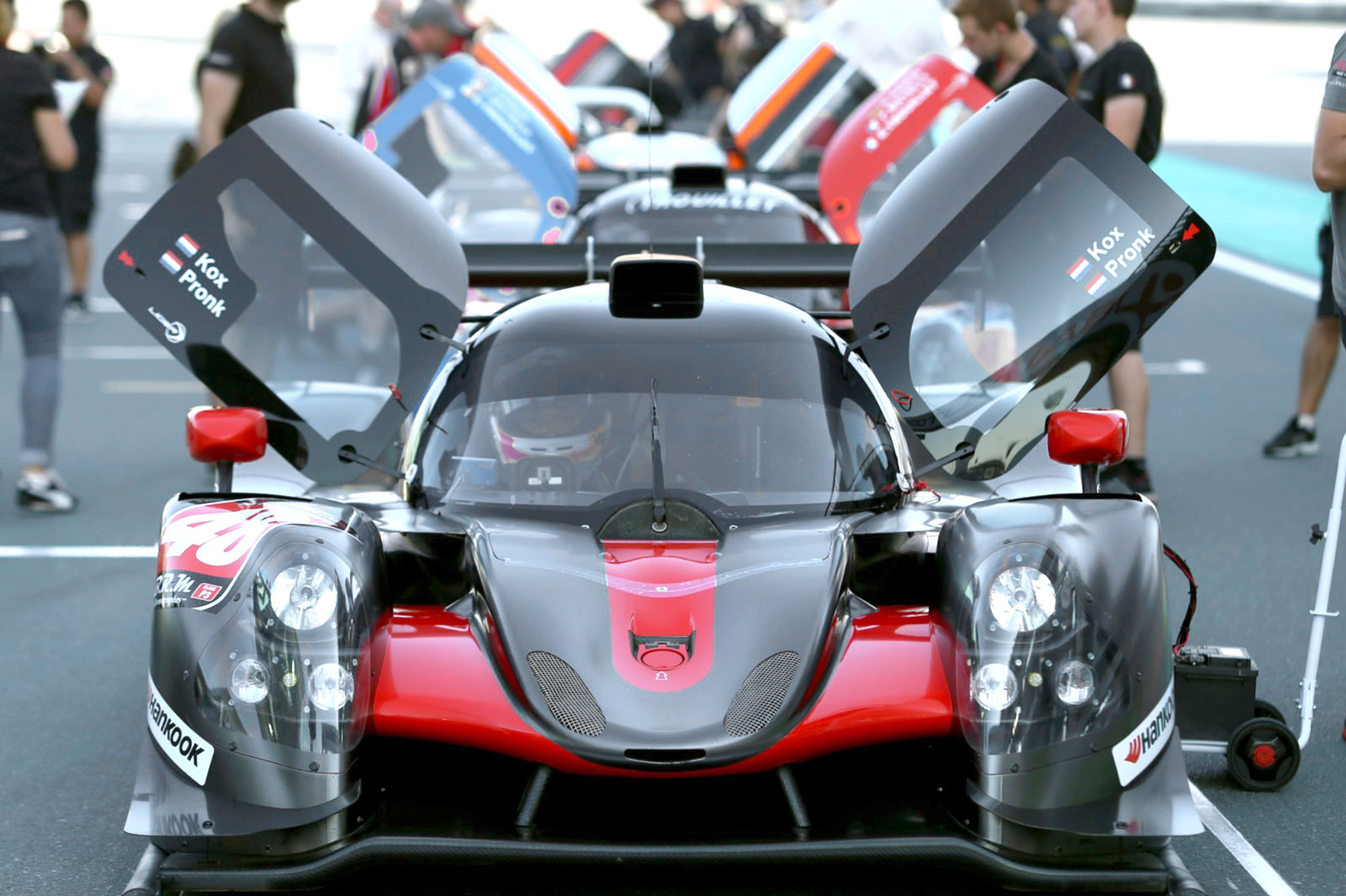 Kox Racing enters Le Mans Cup